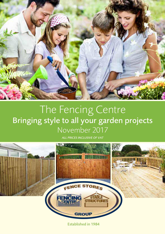 fencing supplies brochure download